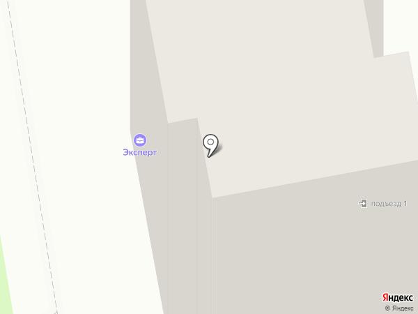 AutoCar на карте Абакана