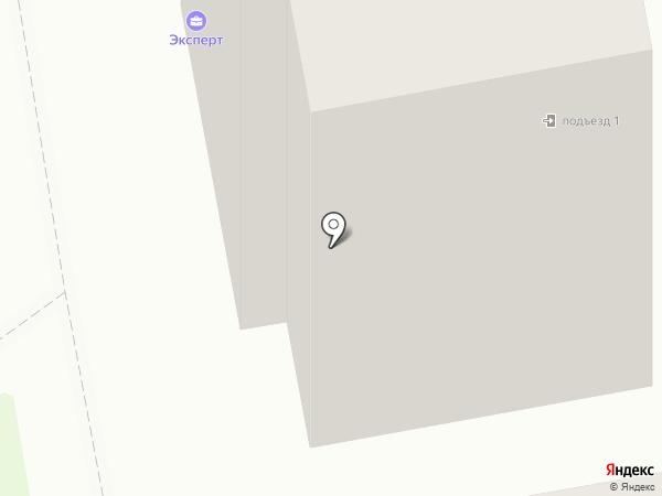 Блеск на карте Абакана