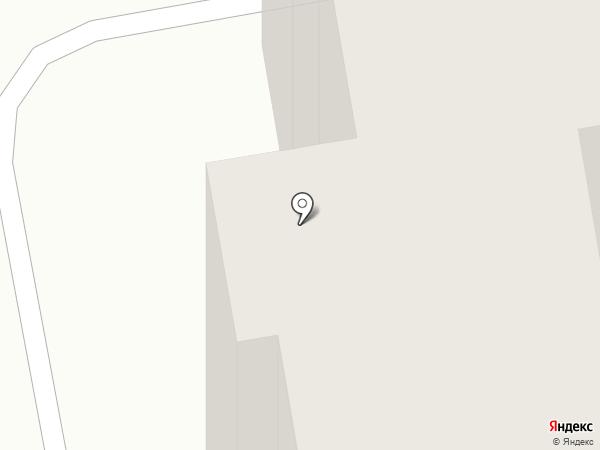 ВСК, САО на карте Абакана