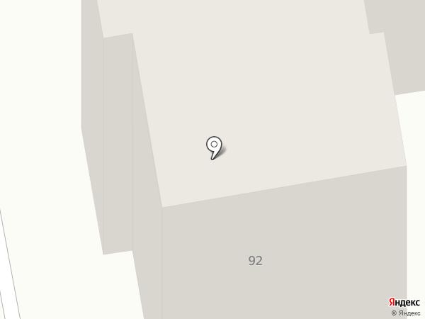 Юрист на карте Абакана