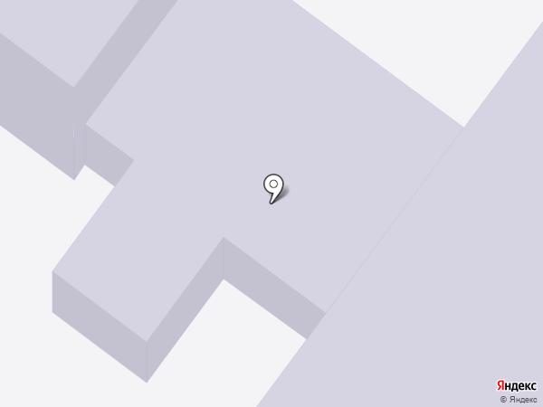 Лицей на карте Абакана