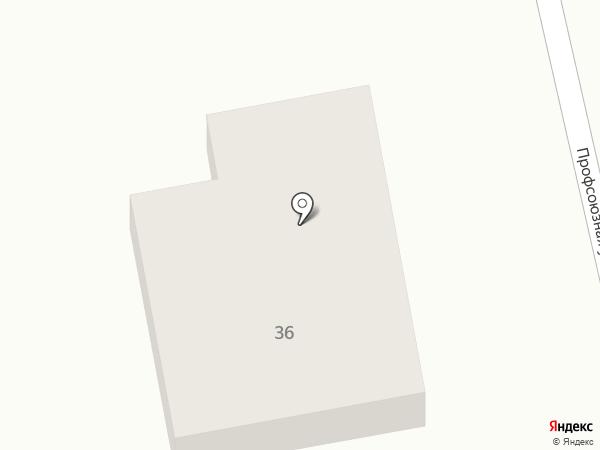 Шиномонтажная мастерская на карте Абакана