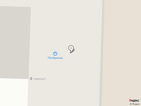 АдамСтройГарант на карте Абакана