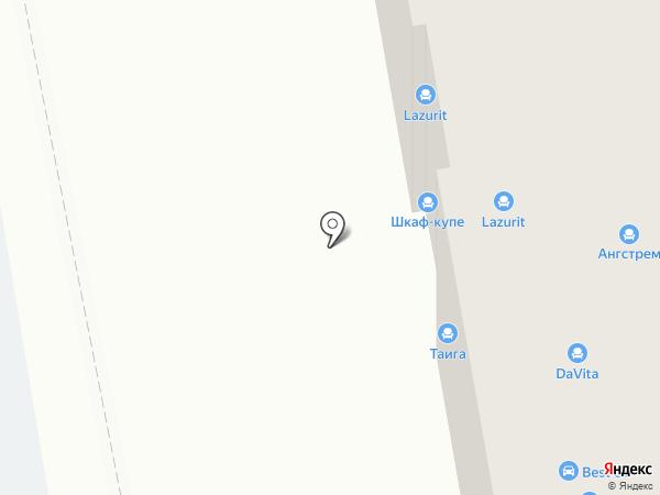 MebelDela на карте Абакана