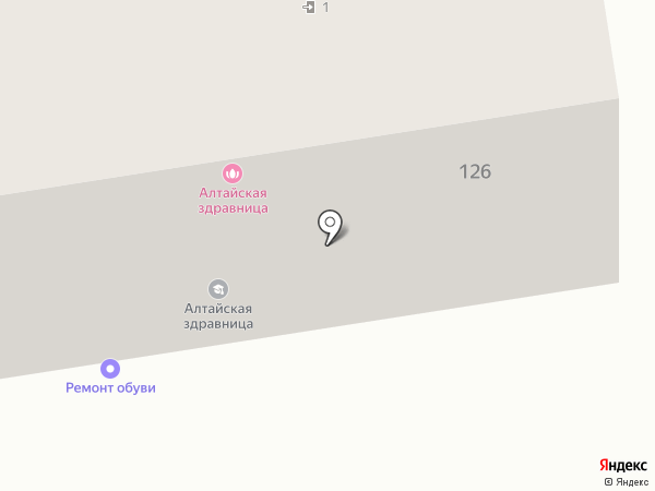 Vo-Sushi на карте Абакана