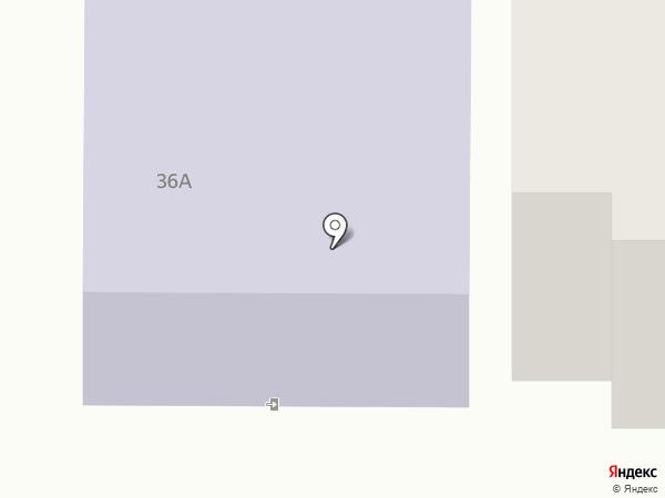 Детская музыкальная школа №2 на карте Абакана