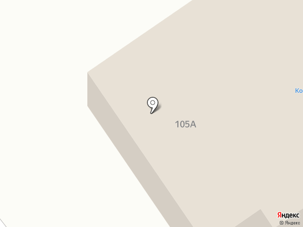 СВЯЗЬ-СЕРВИС на карте Абакана