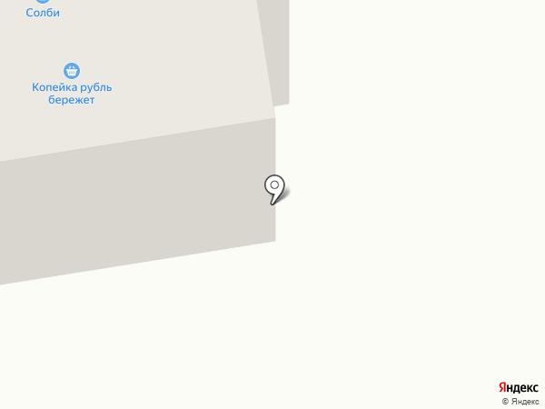 Магазин пива на карте Абакана