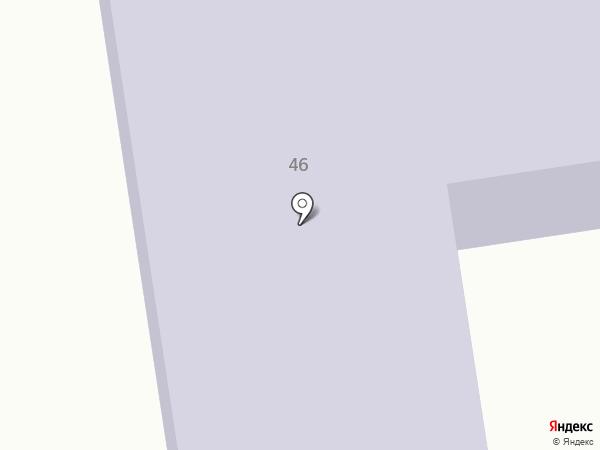 Сказка на карте Абакана