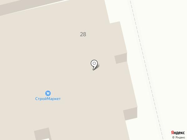 СтройМаркет на карте Абакана