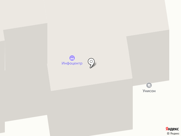 ИнфоЦентр на карте Абакана