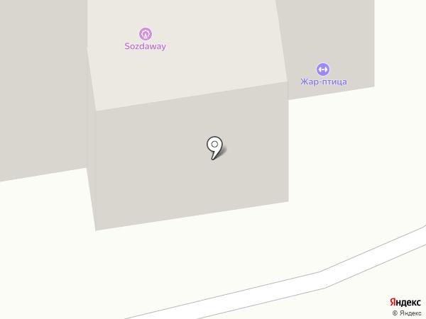 SOZDAWAY на карте Абакана