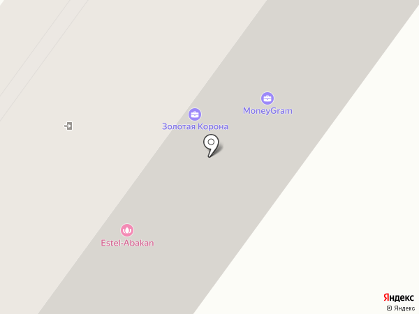 Estel Abakan на карте Абакана