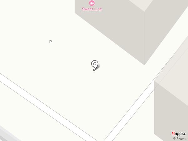 Sweet Line на карте Абакана