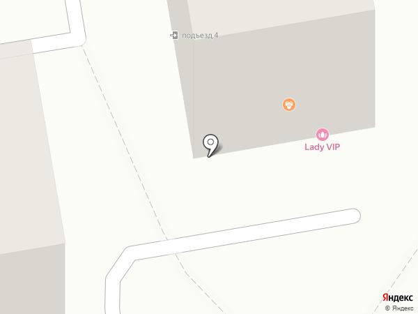 ALMAZ на карте Абакана