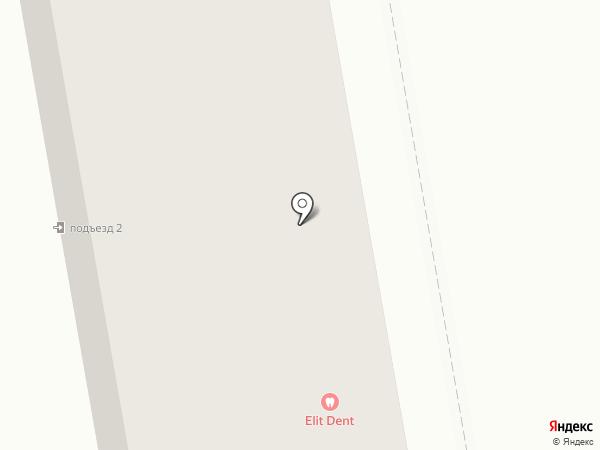 Вельвет на карте Абакана