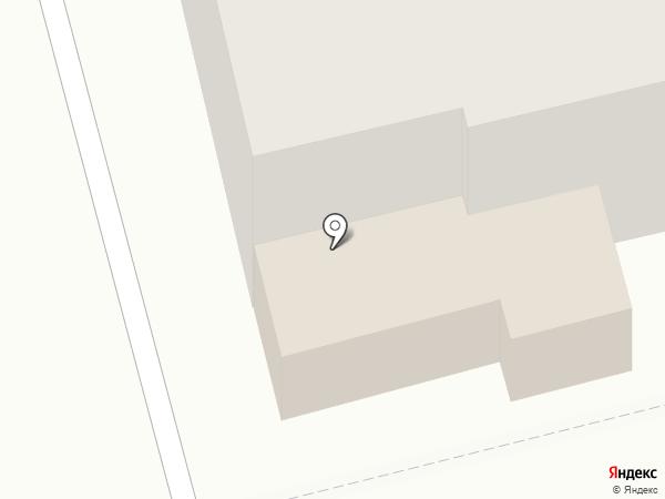 Аптека от склада на карте Абакана