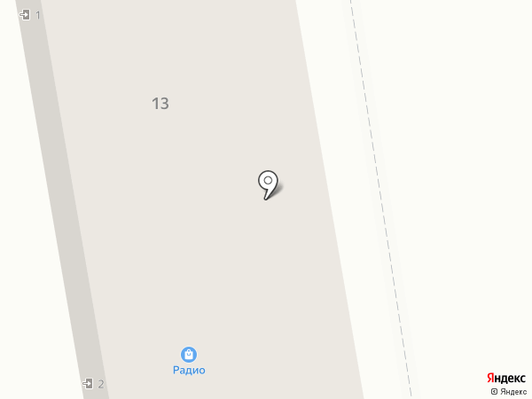 Мастерская по ремонту на карте Абакана