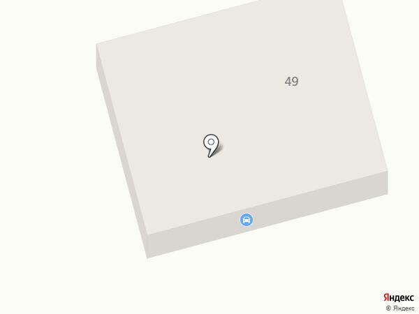 Workshop на карте Абакана