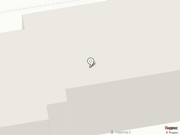 Во! на карте Абакана