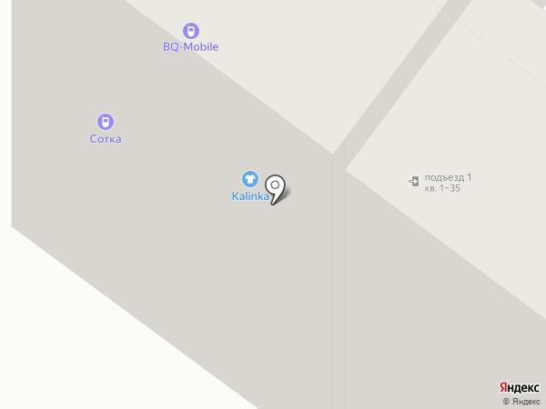 Сотка Плюс на карте Абакана