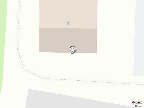 Мозайка на карте Абакана