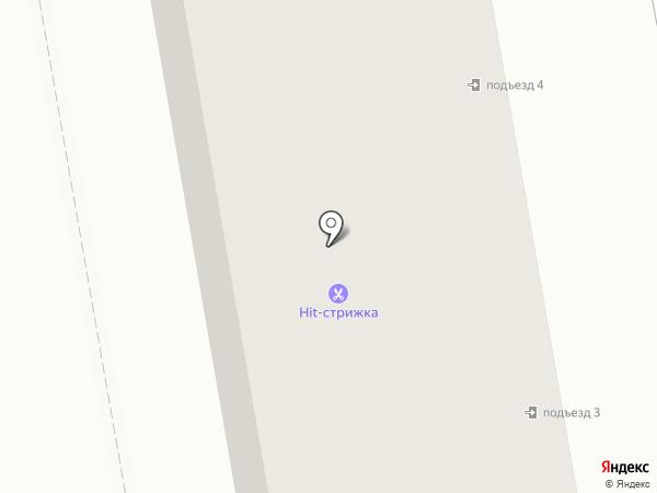 Alex на карте Абакана