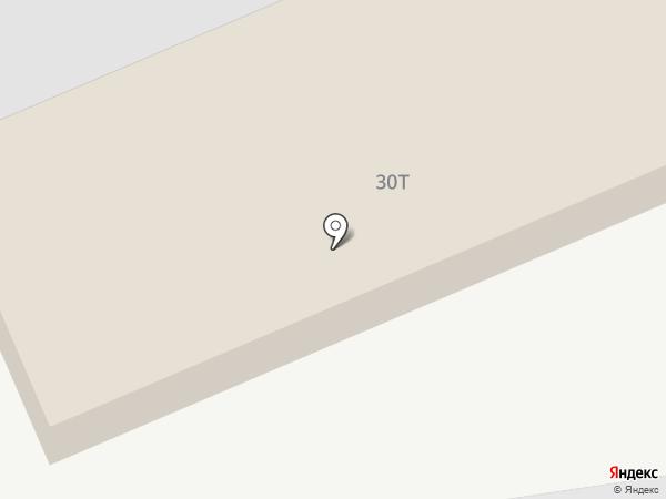 ПромСтройСнаб на карте Абакана