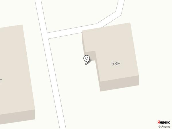 АГЗС на карте Абакана