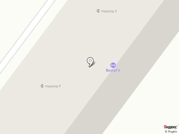Грация на карте Абакана