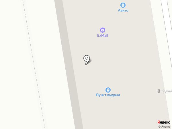 Вегель на карте Абакана