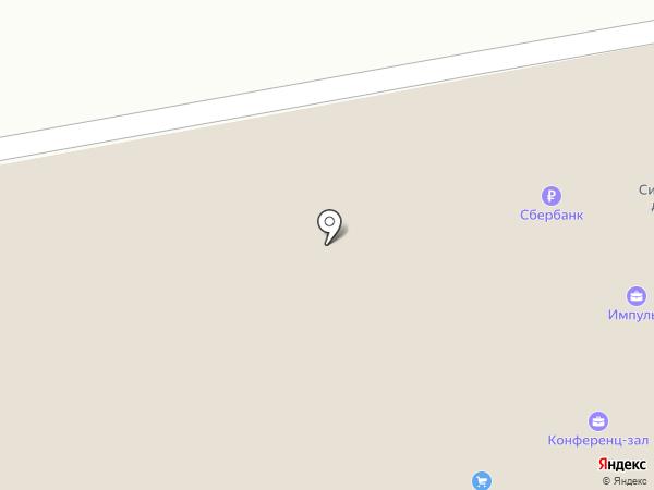 Форт-С2 на карте Абакана