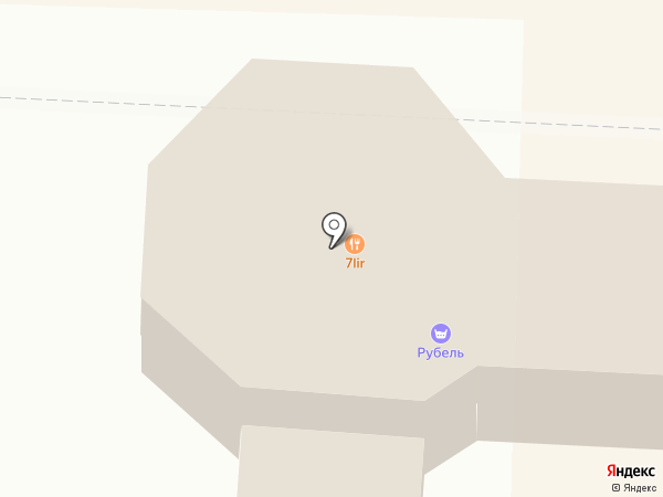7 LiR на карте Абакана