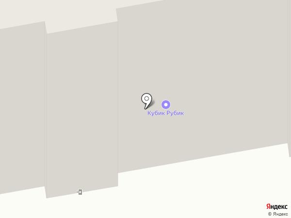 СВ-Окна на карте Абакана