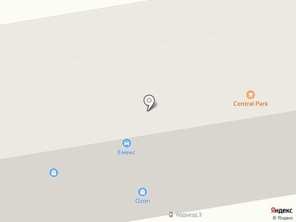 Гильдия на карте Абакана