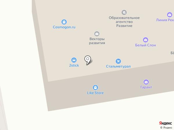 Служба открывания замков на карте Абакана