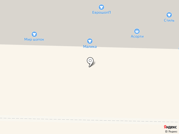 Торгово-монтажная компания на карте Абакана