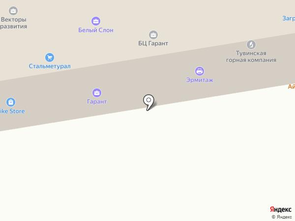 Амнезия на карте Абакана