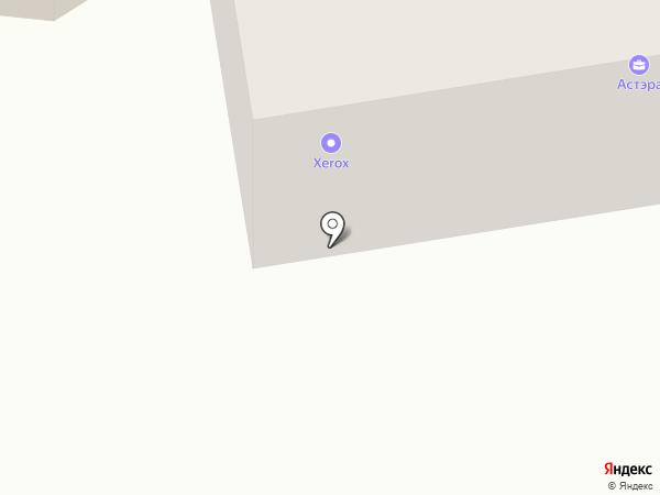 Алютех-сервис на карте Абакана