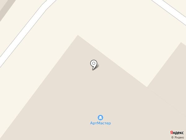 ХозКомплект на карте Абакана