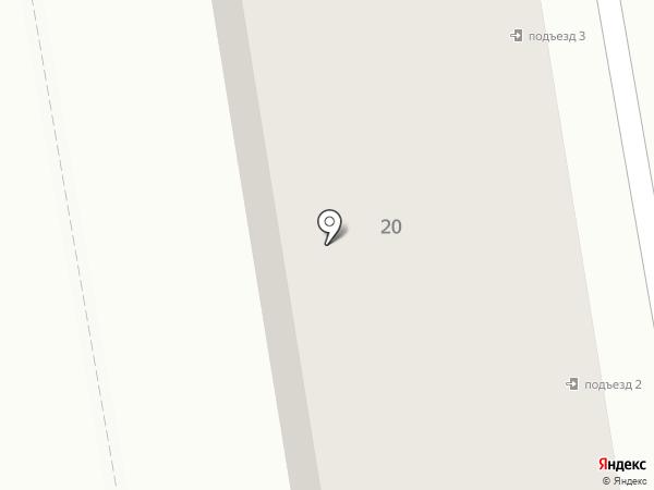 Юридическое агентство на карте Абакана