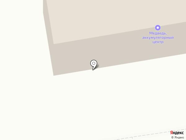 Аккумуляторные центры на карте Абакана