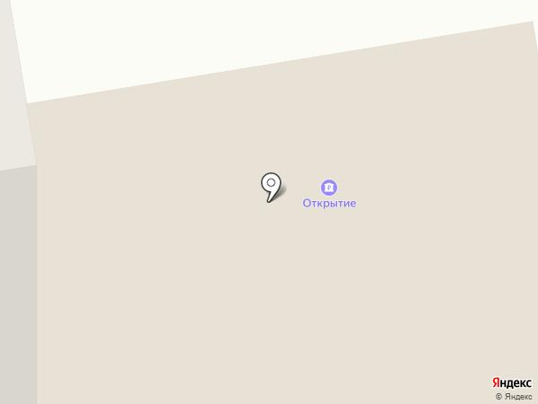 Банкомат, Бинбанк, ПАО на карте Абакана