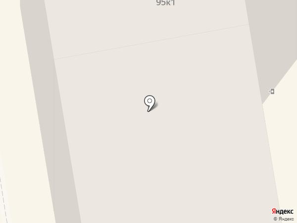 Бизнес путеводитель на карте Абакана
