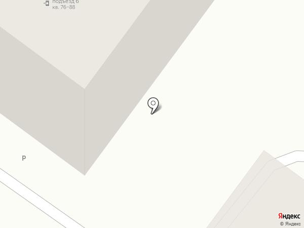 Примавэра на карте Абакана