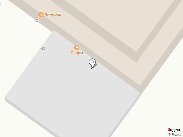 Перцы на карте Абакана