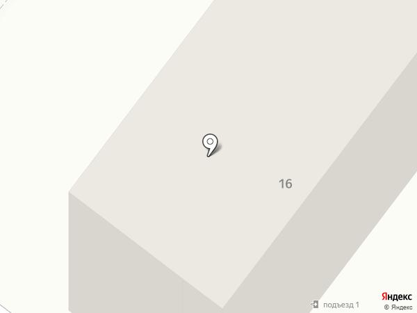 БЕРИ-ДАРИ на карте Абакана