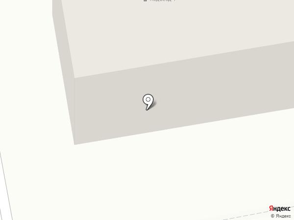 Столичный на карте Абакана