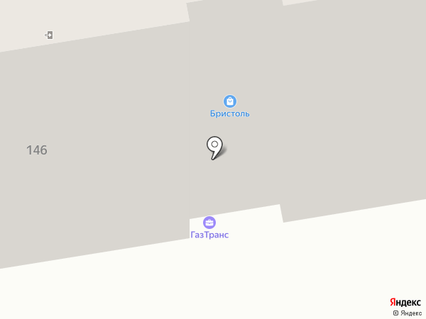 ГазТранс на карте Абакана