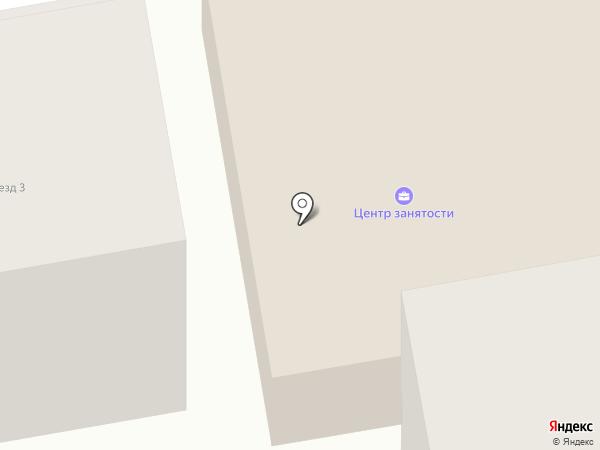 Центр занятости населения на карте Абакана